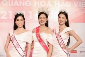 BTC Hoa hậu Việt Nam 2020 và Tân Hoa hậu nói gì về những