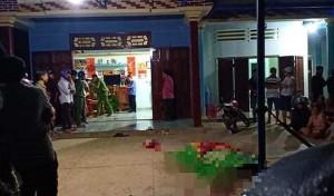 2 vụ n.ổ s.úng ở Quảng Nam: Đã xác định được nghi phạm, thu giữ 2 súng săn
