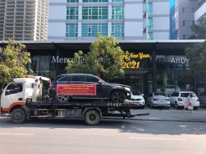 """Chủ xe Mercedes GLC bị cháy """"khóc ròng"""" vì không ai nhận trách nhiệm sửa chữa"""