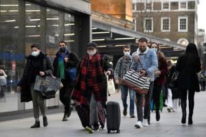 Dịch Covid-19: Biến thể virus ở Anh lan sang ít nhất 10 nước