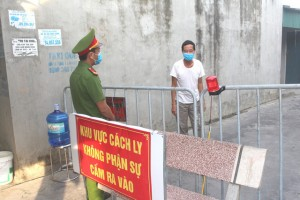 Hai công dân tỉnh Hải Dương nhập cảnh trái phép vào Việt Nam, không cách ly y tế