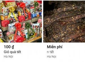 Cẩn trọng với thực phẩm Tết bán trên 'chợ mạng'