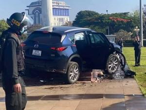 Người đàn ông lần 2 gây tai nạn kinh hoàng: Do giật mình?