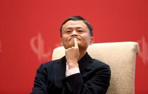 Tỉ phú Jack Ma đang