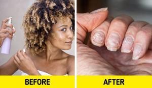 7 thói quen hàng ngày gây hại móng tay