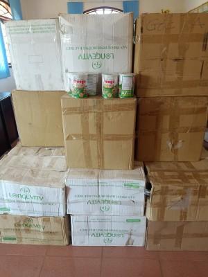 Đắk Nông: Nhẫn tâm lừa bán hơn 5 nghìn lọ sữa bột giả kém chất lượng cho người già