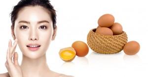 Dùng trứng gà làm đẹp, trị mụn liệu có an toàn?