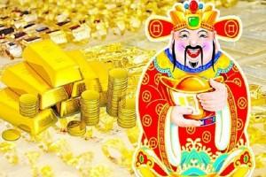 Ngày vía Thần tài mua gì để may mắn cả năm?
