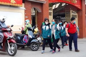 Nhiều tỉnh, thành cho học sinh nghỉ học sau Tết để phòng chống COVID-19