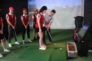 Đang gây tranh cãi, nhưng Golf đang được đào tạo thành chuyên ngành tại một số trường đại học nổi tiếng Việt Nam