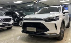 Ngã ngửa chuyện rao bán vội xe Trung Quốc Beijing X7