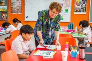 """Trường quốc tế, tư thục tại Hà Nội: Học phí cao còn áp dụng phí tuyển sinh, giữ chỗ """"khủng"""""""