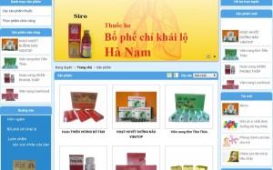 Sản phẩm do Công ty CP Dược phẩm Hà Nam bị thu hồi?