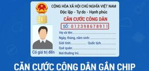 Infographic: 3 điều cần biết khi đổi CMND sang thẻ căn cước gắn chíp
