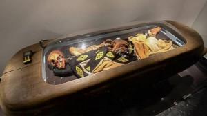 Hình xăm và những bí ẩn về 'x.á.c ướp trinh nữ' 2.500 tuổi tại Nga