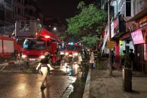 Vụ cháy cửa hàng khiến 4 người ch.ết ở Hà Nội: