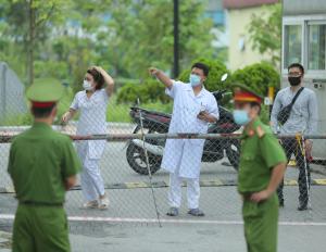 8 tỉnh thành liên quan chùm ca bệnh 14 người tại Bệnh nhiệt đới Trung ương