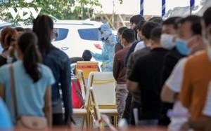 Campuchia phát hiện ổ dịch COVID-19 sát biên giới Việt Nam
