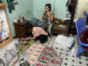 Đường dây làm bột ngọt, hạt nêm giả cung cấp cho các chợ ở Đà Nẵng bị triệt phá