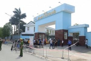 NÓNG: 6 bệnh nhân và 4 người nhà tại Bệnh viện K Tân Triều dương tính SARS-CoV-2