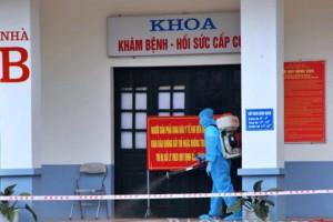 NÓNG: Phong tỏa toàn bộ Bệnh viện Phổi Lạng Sơn