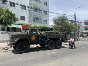 Phong tỏa thêm một khu chung cư gần 500 người ở Đà Nẵng do có ca nghi nhiễm Covid-19