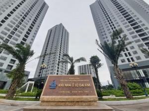 Hy hữu nhiều chung cư lớn giữa trung tâm Hà Nội bỏ hoang không người ở