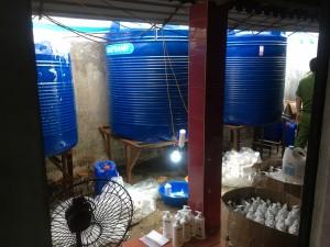 Phát hiện cơ sở chuyên sản xuất dầu gội đầu, sữa tắm, nước giặt giả