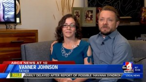 Nổi hứng xét nghiệm ADN cả nhà cho vui, cặp vợ chồng