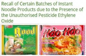 Mì Hảo Hảo bị thu hồi vì chứa chất cấm, người dùng Việt Nam có bị ảnh hưởng?