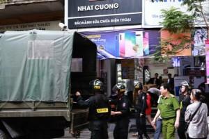 Hai cuộc gọi của ông Nguyễn Đức Chung giúp Nhật Cường trúng thầu 43 tỷ đồng