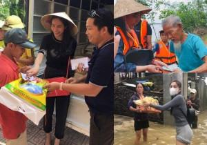 Mẹ Thuỷ Tiên chia sẻ về tin đồn con gái 'nuốt' 42 tỷ từ thiện, ẩn ý về 'quả báo'