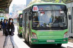 Đề xuất nóng liên quan đến hoạt động xe buýt ở TP HCM