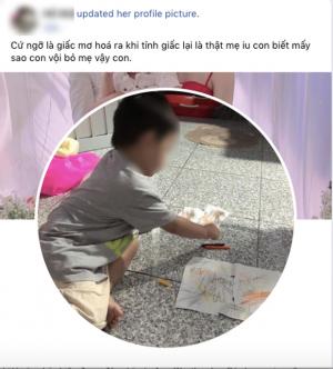 Lời tiễn biệt cuối của bố mẹ dành cho bé trai 2 tuổi t.ử vo.ng ở Bình Dương khiến nhiều người rơi nước mắt