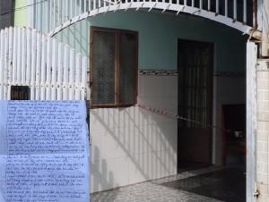 Phát hiện 2 mẹ con t.ử v.ong tại phòng trọ ở Bà Rịa - Vũng Tàu