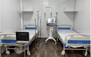 TP HCM: Một bệnh viện Covid-19 vừa mở ra ngay trung tâm TP