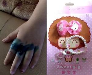 5 món đồ chơi Trung Quốc cực độc hại bố mẹ không nên mua cho con