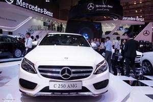 6 tháng đầu năm, Mercedes-Benz Việt Nam bán được 1.522 xe, C-Class bán chạy nhất