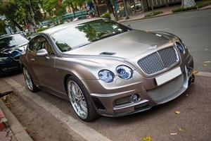 Siêu xe Bentley độ đồ chơi 300 triệu độc nhất Việt Nam
