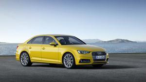 Audi A4 2016 có gì hấp dẫn?