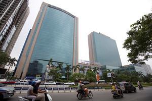 Cận cảnh văn phòng của Canon Marketing Việt Nam
