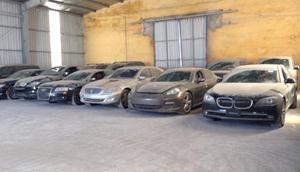 Đại gia mua rẻ dàn siêu xe của Dũng 'mặt sắt'?