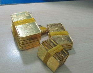 Giá vàng bỏ xa mốc 34 triệu đồng/lượng
