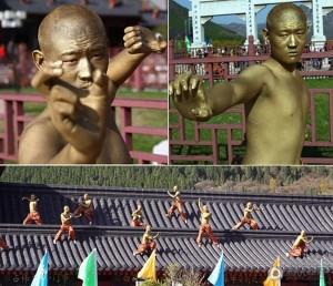 Giải mật tuyệt kỹ võ công kinh ngạc của Thiếu Lâm Tự