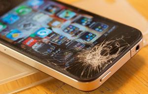 Màn hình iPhone sẽ tự lành khi rơi vỡ?