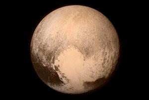 NASA đăng ảnh Sao Diêm Vương lên Instagram đầu tiên và câu chuyện về chú chó Pluto