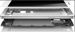 Oppo Mirror 5 hoa văn kim cương ra mắt