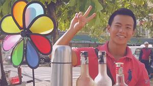 Sài Gòn trẻ trung qua đoạn video 3 phút, quay bằng Galaxy S6