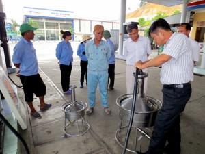 Tây Ninh: Phát hiện hàng loạt cây xăng sai phạm trong kinh doanh