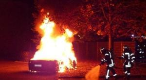 Thiếu gia đốt siêu xe 5 tỷ để đòi ông bố tỷ phú mua xe mới